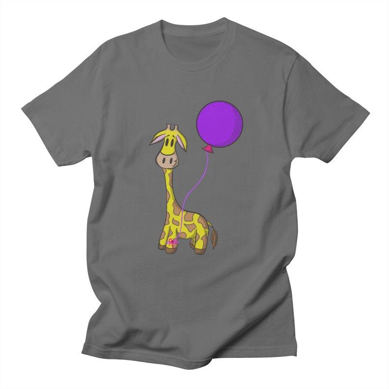 The Balloon Men's T-Shirt by carolyn sehgal's Artist Shop
