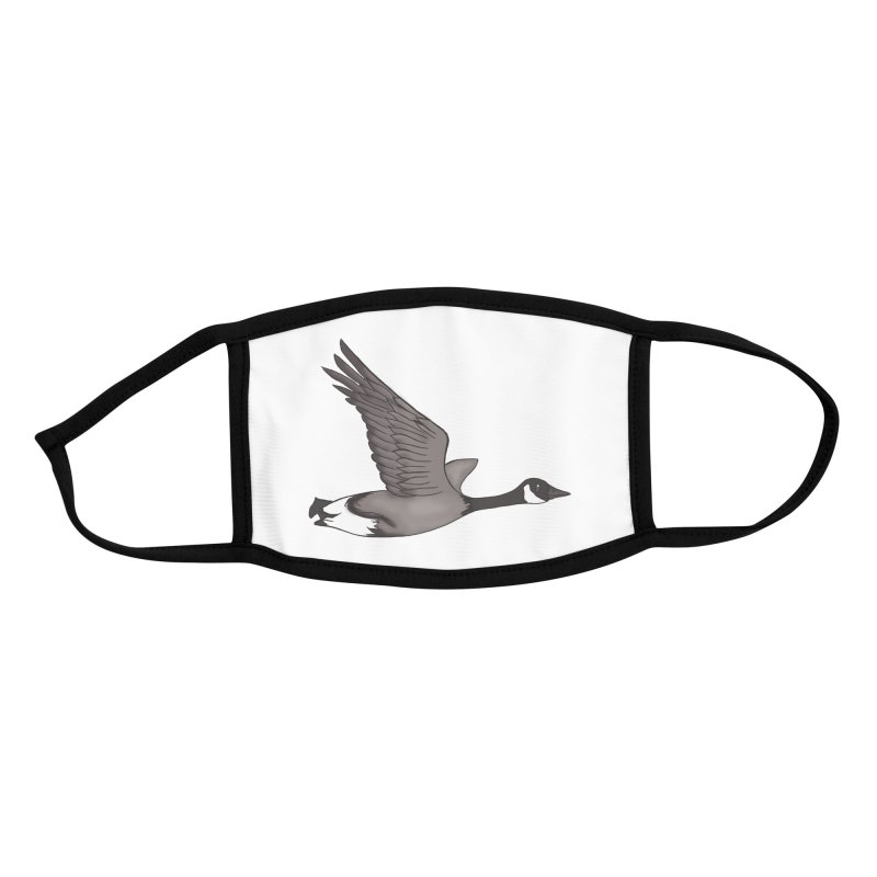 Goose Accessories Face Mask by carolyn sehgal's Artist Shop