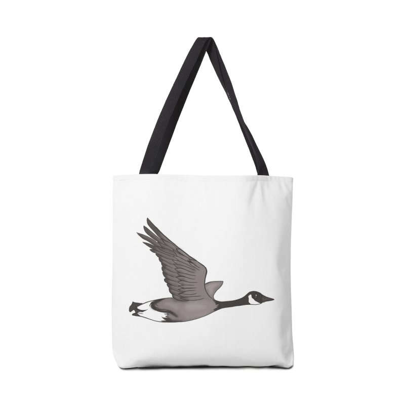 Goose Accessories Bag by carolyn sehgal's Artist Shop