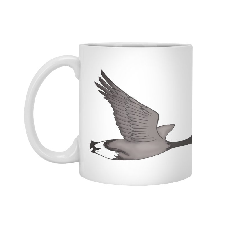 Goose Accessories Mug by carolyn sehgal's Artist Shop