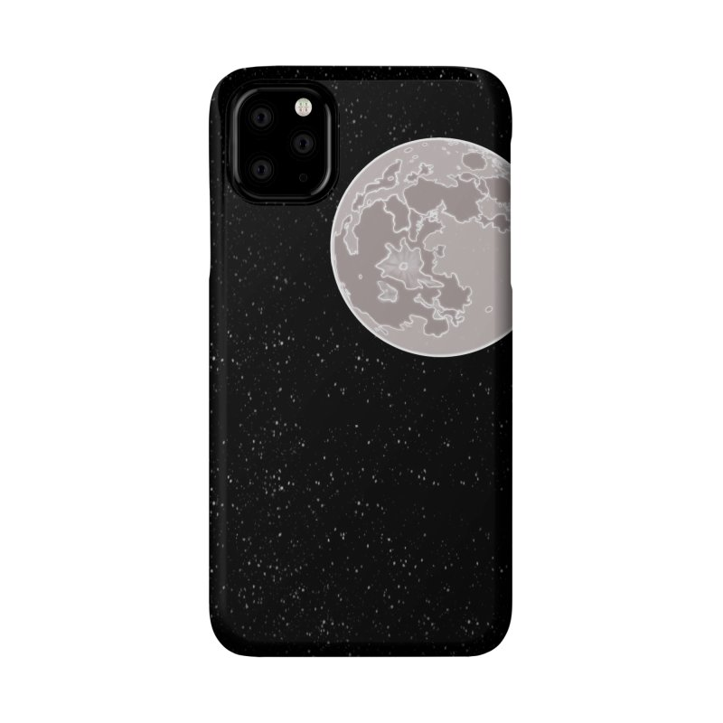 Moon Accessories Phone Case by carolyn sehgal's Artist Shop