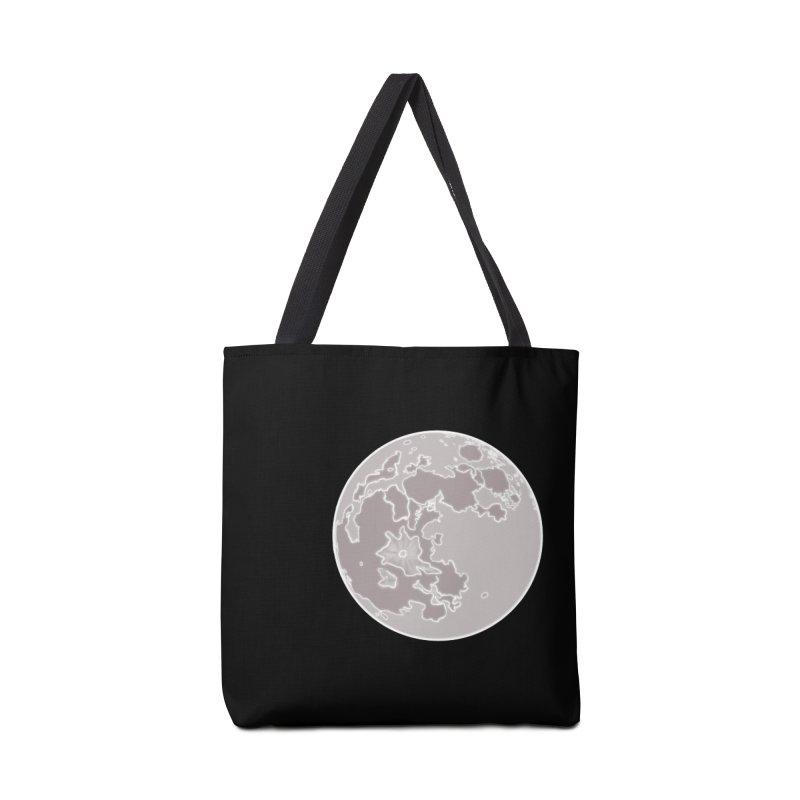 Moon Accessories Bag by carolyn sehgal's Artist Shop