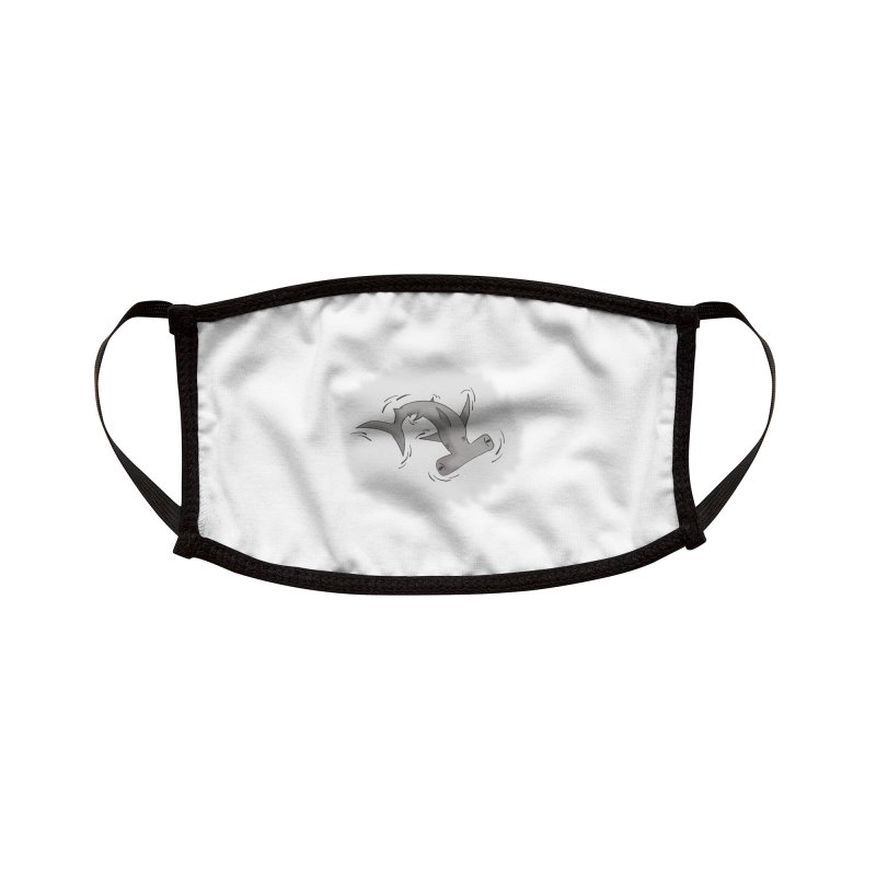 Bring Down the Hammer Accessories Face Mask by carolyn sehgal's Artist Shop