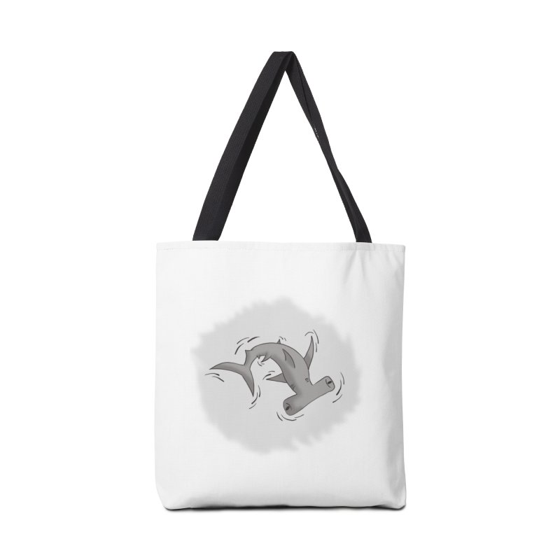 Bring Down the Hammer Accessories Bag by carolyn sehgal's Artist Shop