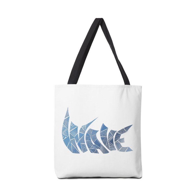 The Wave Accessories Bag by carolyn sehgal's Artist Shop