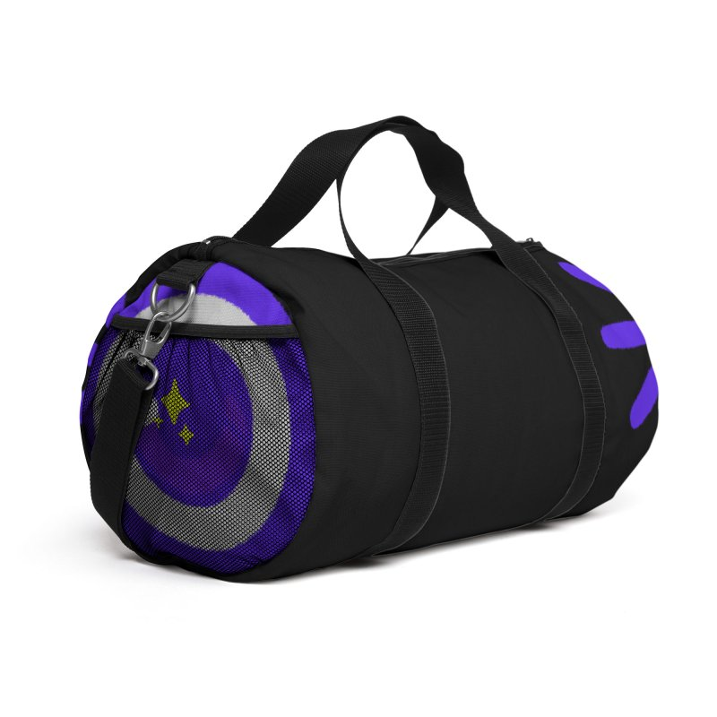 Eye will carry your crap Accessories Bag by carou
