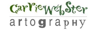 Carrie Webster's Artist Shop Logo