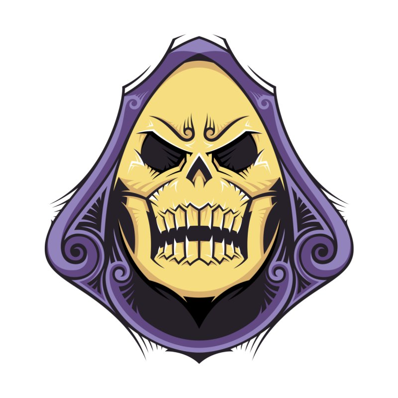 Skeletor by carterson's Artist Shop