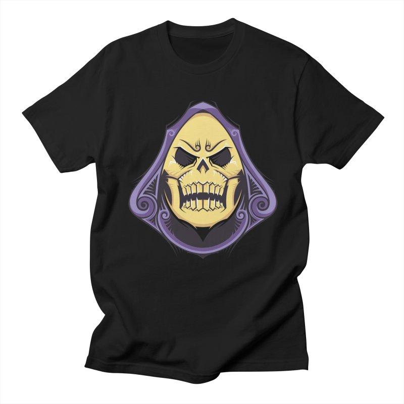Skeletor Men's T-Shirt by carterson's Artist Shop