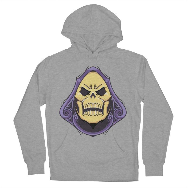 Skeletor Men's Pullover Hoody by carterson's Artist Shop