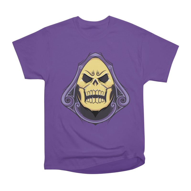 Skeletor Men's Heavyweight T-Shirt by carterson's Artist Shop