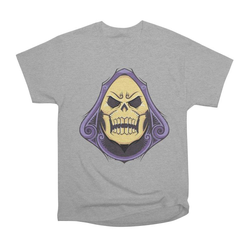 Skeletor Women's Heavyweight Unisex T-Shirt by carterson's Artist Shop
