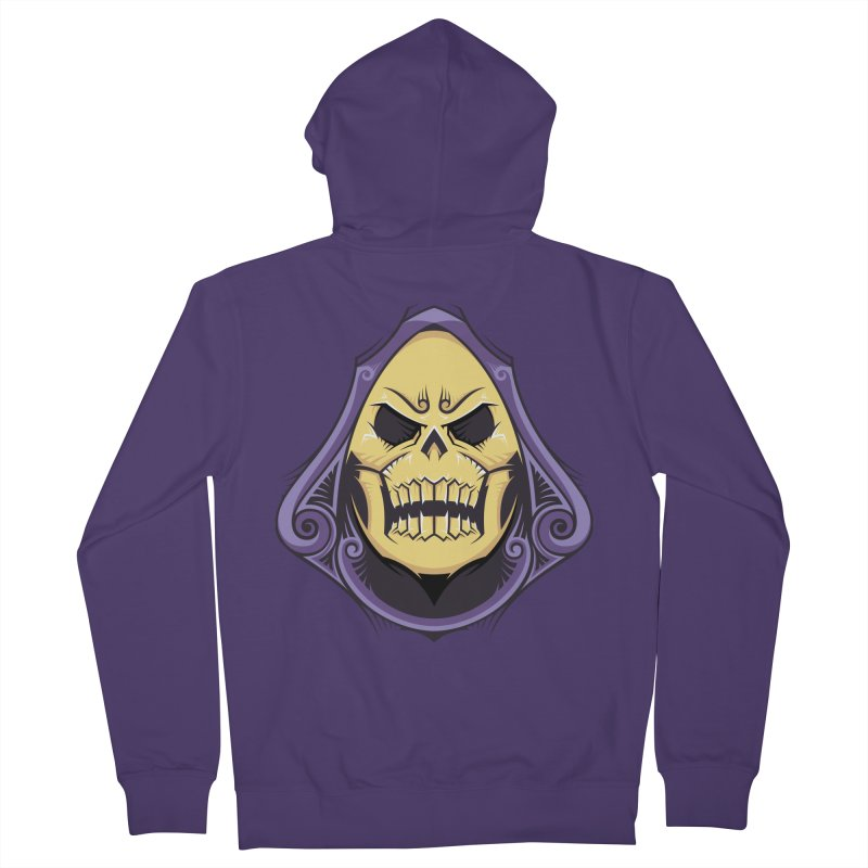 Retro Sorcerer Women's Zip-Up Hoody by carterson's Artist Shop