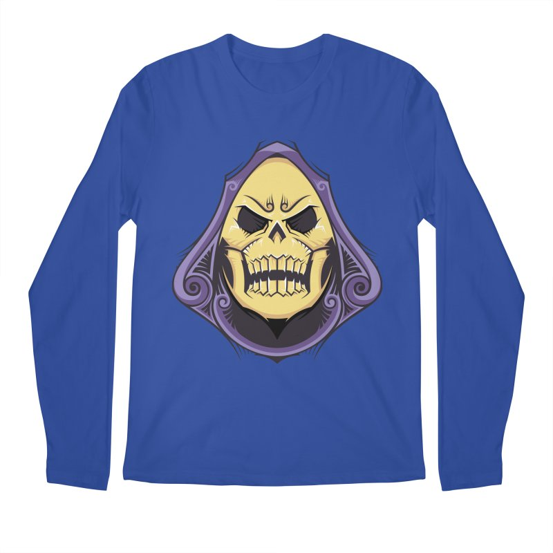 Retro Sorcerer Men's Longsleeve T-Shirt by carterson's Artist Shop