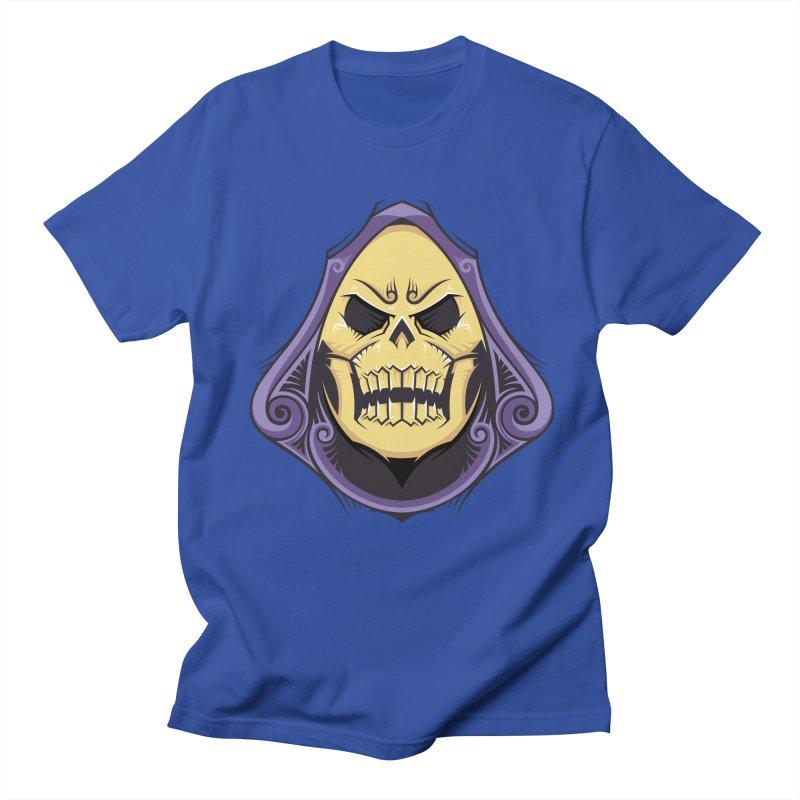 Skeletor Women's Regular Unisex T-Shirt by carterson's Artist Shop