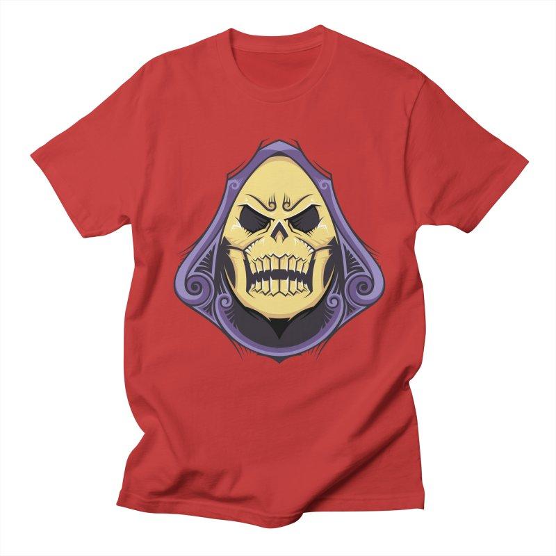 Skeletor Women's Unisex T-Shirt by carterson's Artist Shop