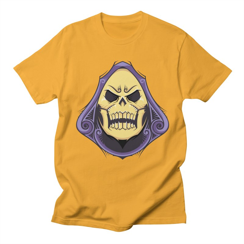 Skeletor Women's Regular Unisex T-Shirt by carterson's Artist Shop
