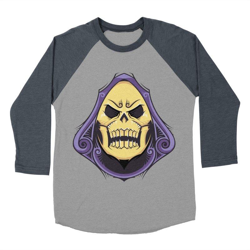 Retro Sorcerer Men's Baseball Triblend T-Shirt by carterson's Artist Shop
