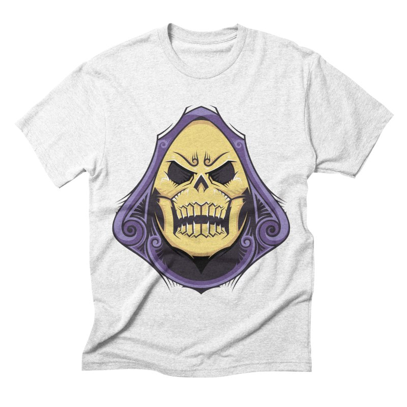 Retro Sorcerer Men's Triblend T-shirt by carterson's Artist Shop