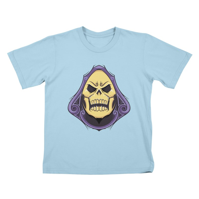 Retro Sorcerer Kids T-Shirt by carterson's Artist Shop