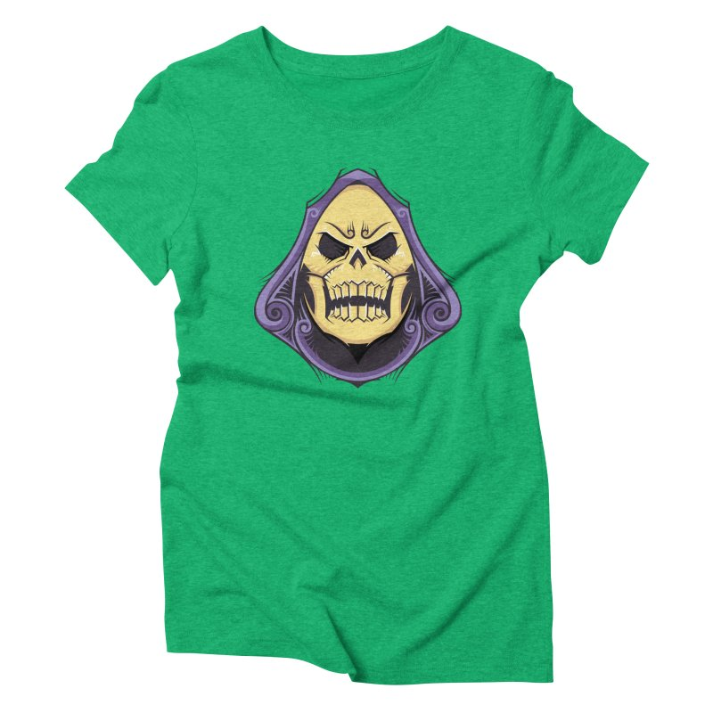 Retro Sorcerer Women's Triblend T-Shirt by carterson's Artist Shop