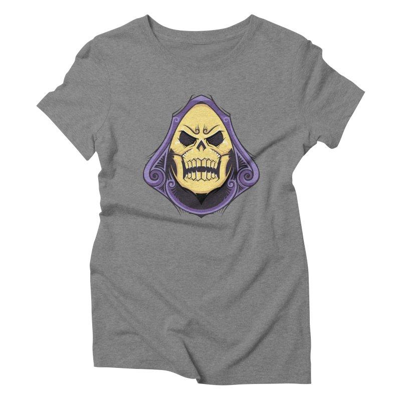 Retro Sorcerer Women's Triblend T-Shirt by carterson's Artist Shop