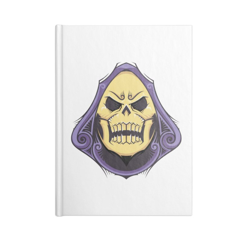 Retro Sorcerer Accessories Notebook by carterson's Artist Shop