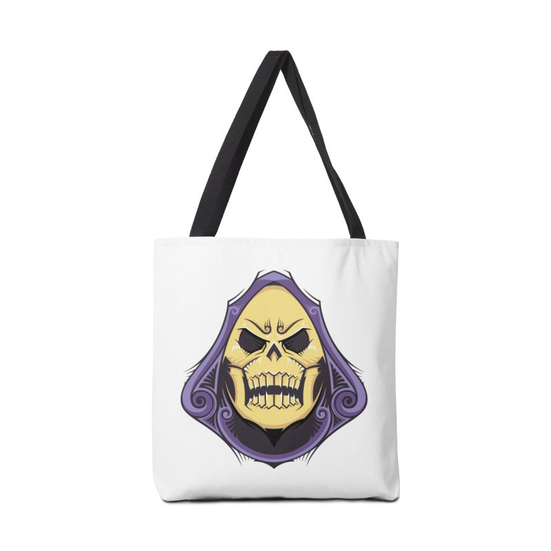 Retro Sorcerer Accessories Bag by carterson's Artist Shop