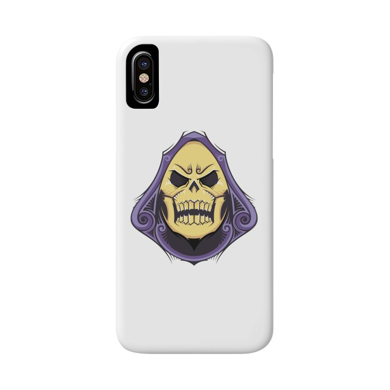 Retro Sorcerer Accessories Phone Case by carterson's Artist Shop