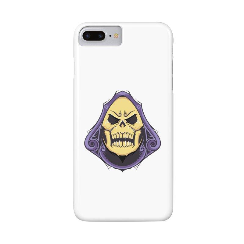 Retro Sorcerer Accessories Phone Case by carterson's Artist Shop