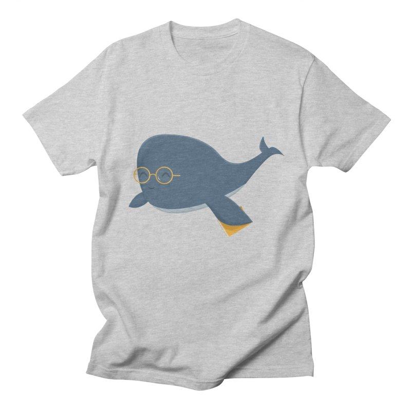 Ms. Whale Men's T-Shirt by cartoonbeing's Artist Shop