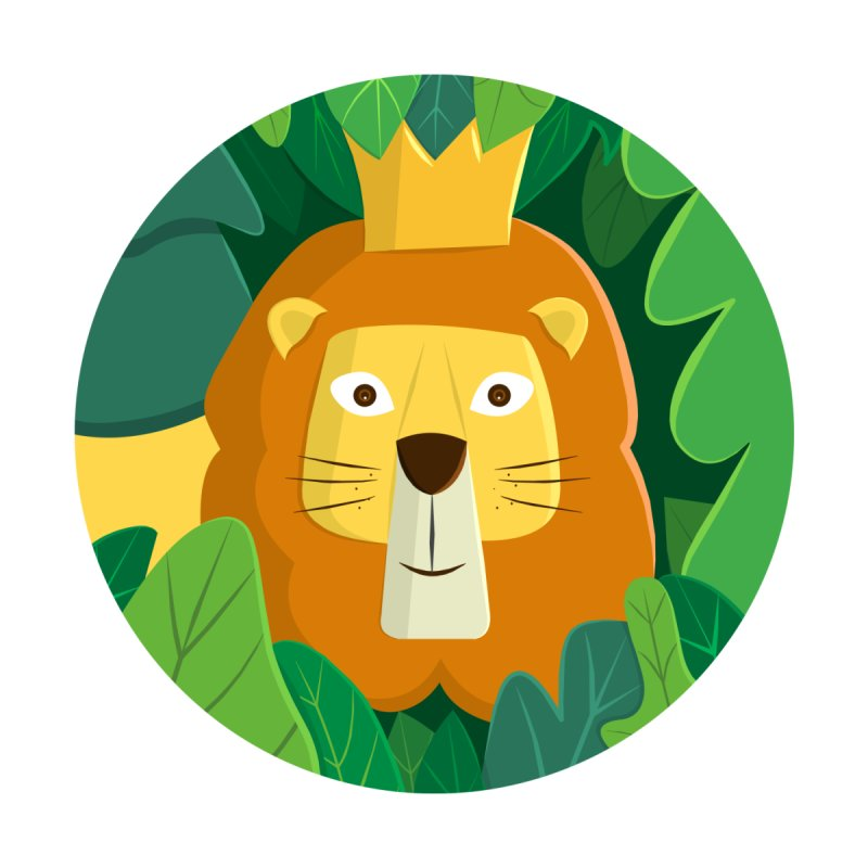 King of the Jungle by cartoonbeing's Artist Shop