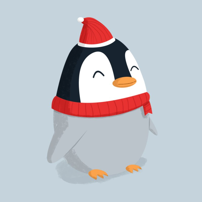 Christmas Penguin Kids Baby Longsleeve Bodysuit by cartoonbeing's Artist Shop