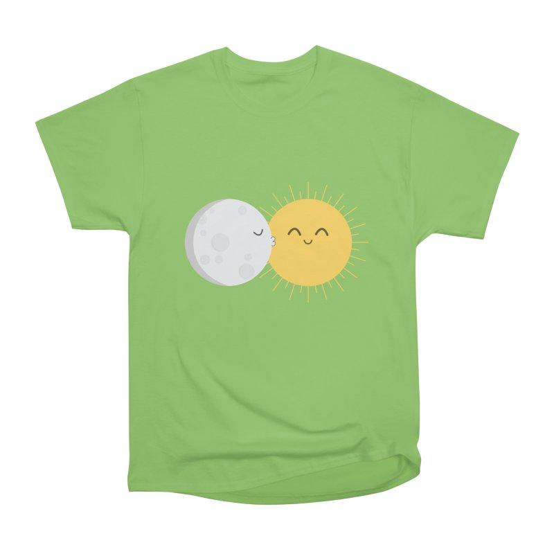 I Love You Sun! Women's Heavyweight Unisex T-Shirt by cartoonbeing's Artist Shop