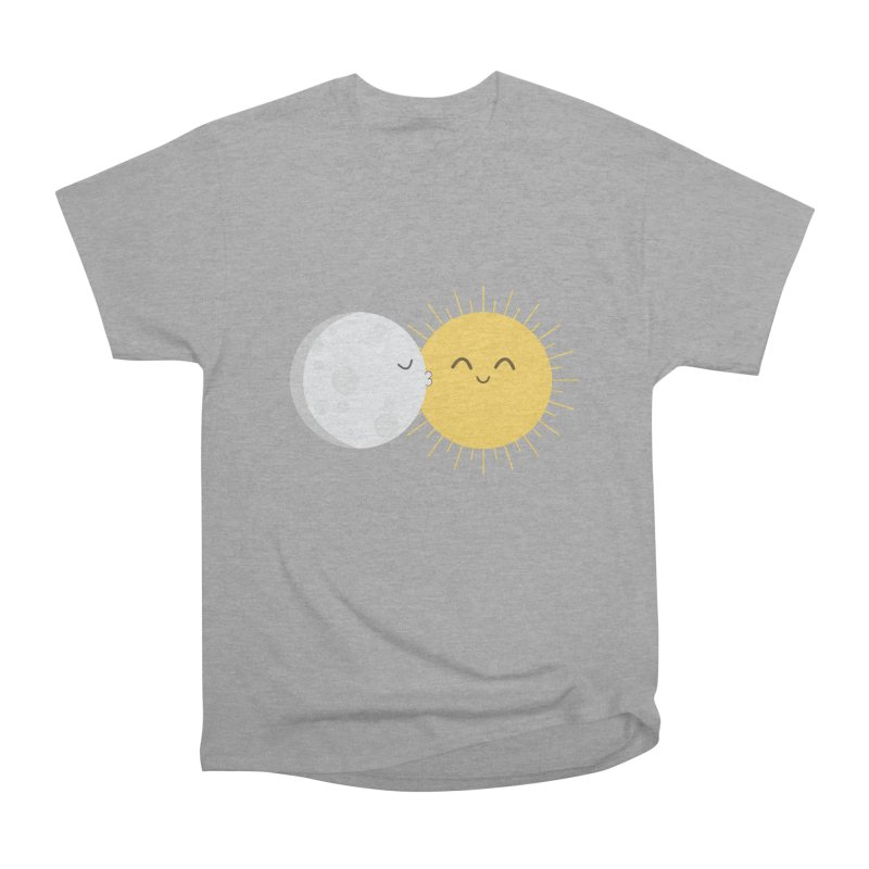 I Love You Sun! Women's Heavyweight Unisex T-Shirt by cartoonbeing's Artist Shop