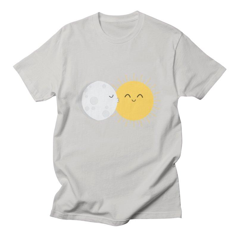 I Love You Sun! Men's Regular T-Shirt by cartoonbeing's Artist Shop
