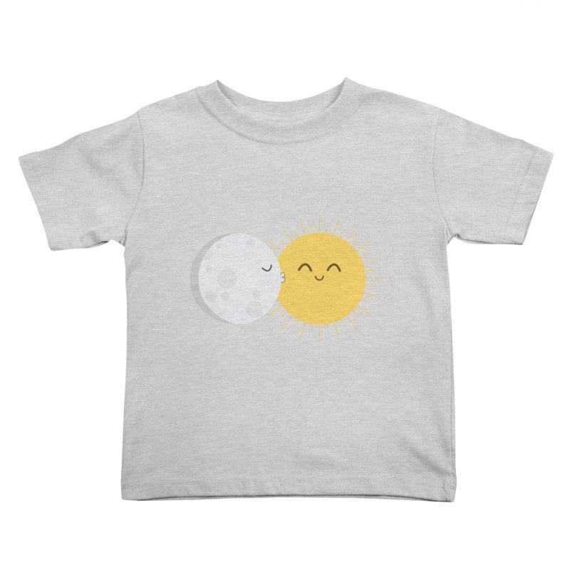 I Love You Sun! Kids Toddler T-Shirt by cartoonbeing's Artist Shop