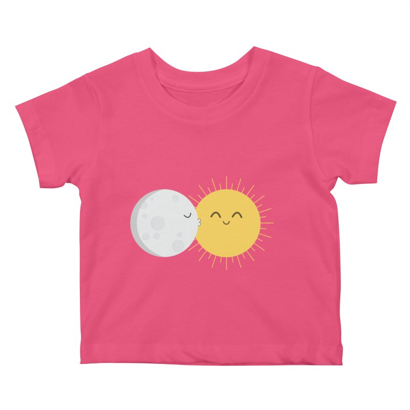 I Love You Sun! Kids Baby T-Shirt by cartoonbeing's Artist Shop