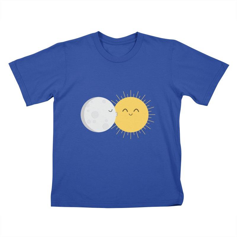 I Love You Sun! Kids T-Shirt by cartoonbeing's Artist Shop