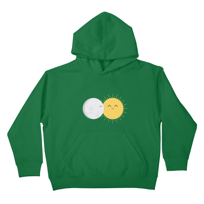 I Love You Sun! Kids Pullover Hoody by cartoonbeing's Artist Shop