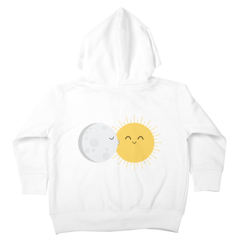 I Love You Sun! Kids Toddler Zip-Up Hoody by cartoonbeing's Artist Shop
