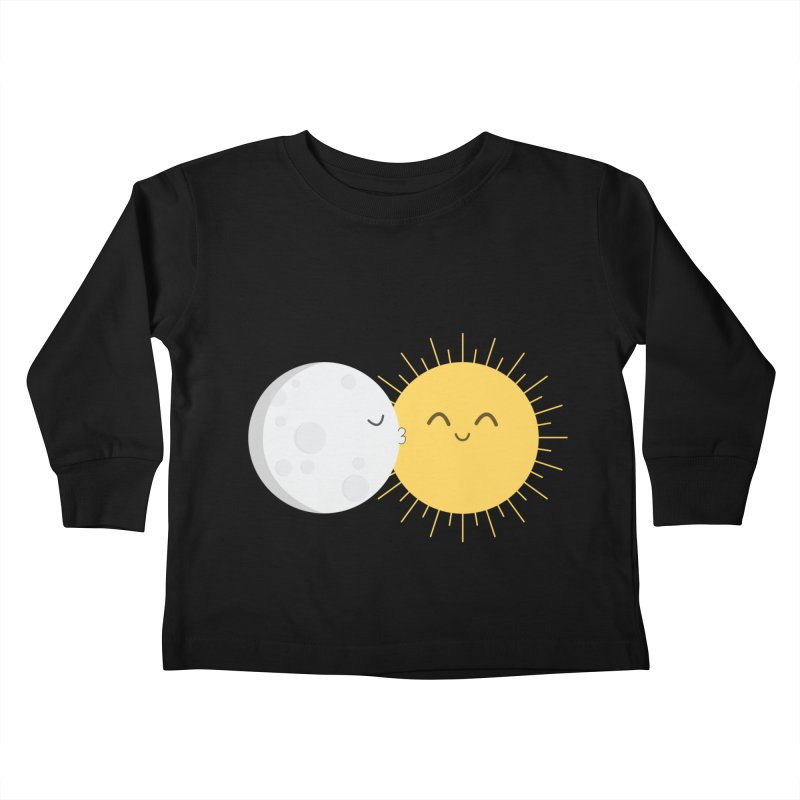 I Love You Sun! Kids Toddler Longsleeve T-Shirt by cartoonbeing's Artist Shop