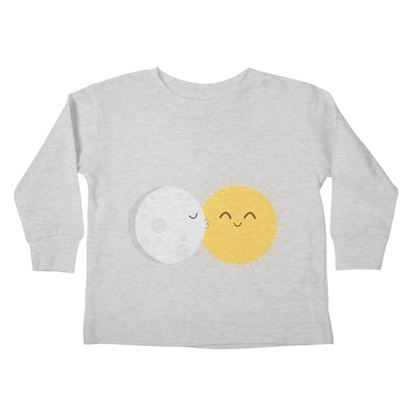 I Love You Sun! Kids Toddler Longsleeve T-Shirt by cartoonbeing's Artist Shop