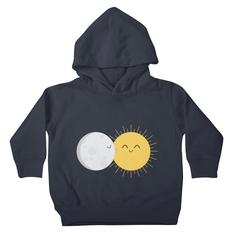 I Love You Sun! Kids Toddler Pullover Hoody by cartoonbeing's Artist Shop