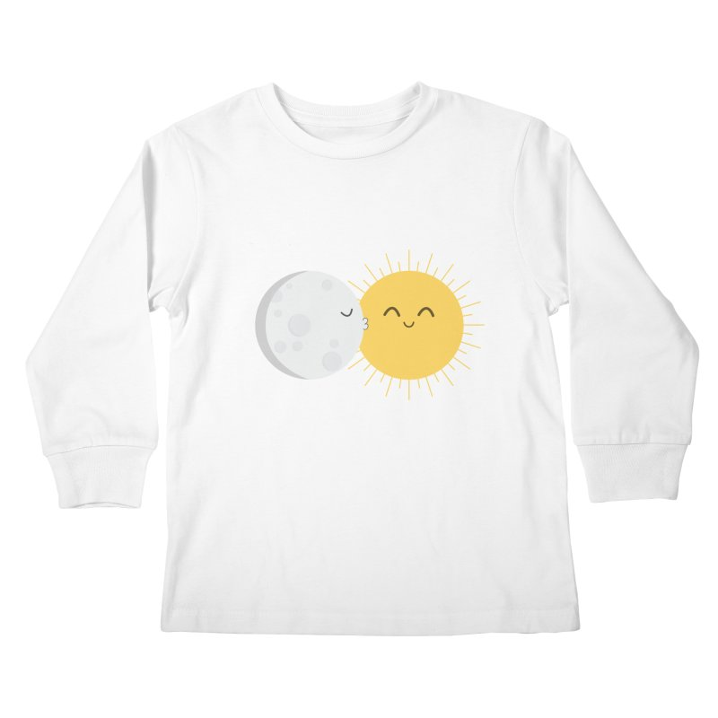 I Love You Sun! Kids Longsleeve T-Shirt by cartoonbeing's Artist Shop