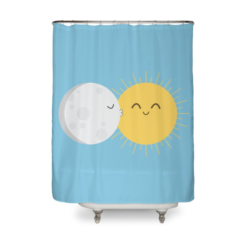 I Love You Sun! Home Shower Curtain by cartoonbeing's Artist Shop