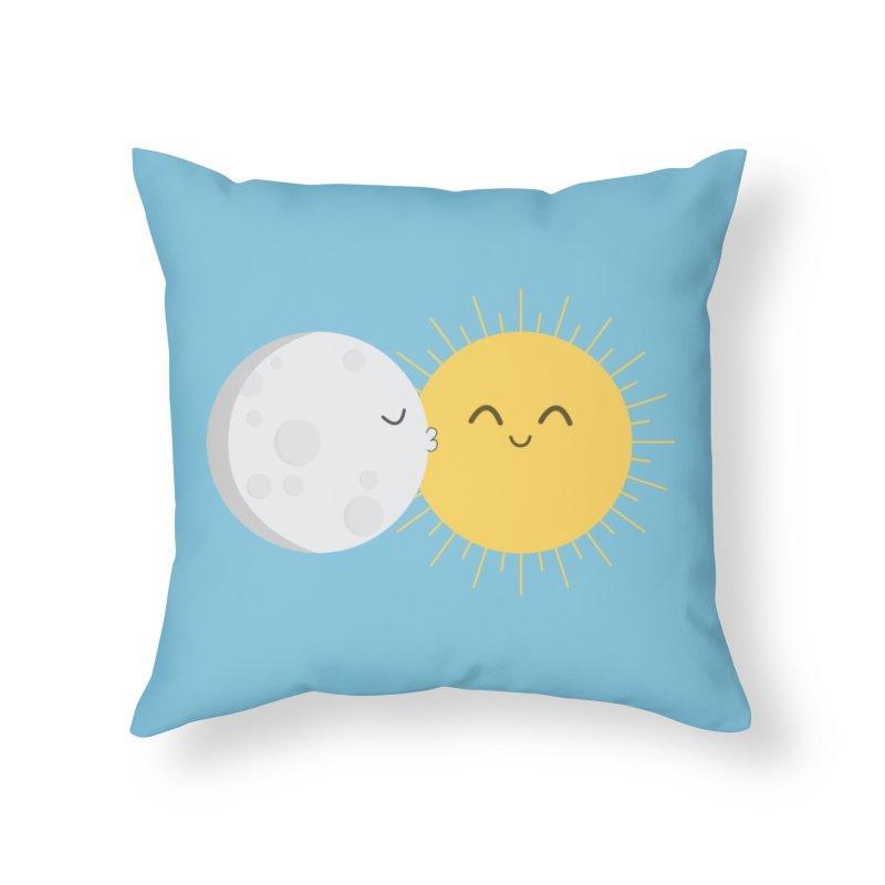I Love You Sun! Home Throw Pillow by cartoonbeing's Artist Shop