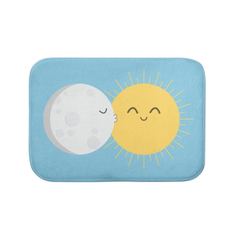 I Love You Sun! Home Bath Mat by cartoonbeing's Artist Shop