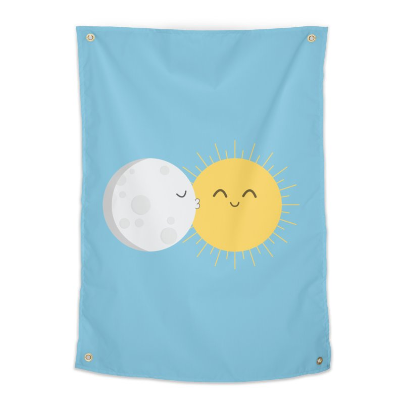 I Love You Sun! Home Tapestry by cartoonbeing's Artist Shop