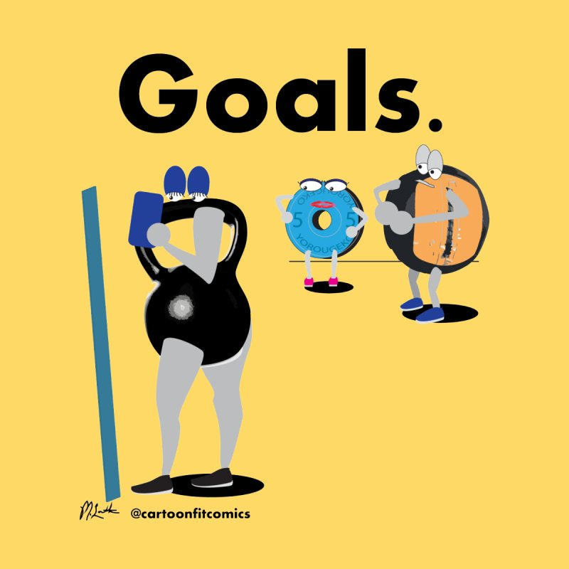 Belle - Goal Shape by CartoonFit Comics Shop